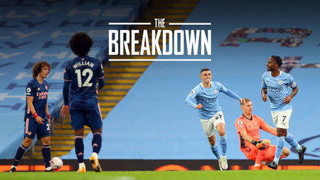 The Breakdown - Manchester City (a)