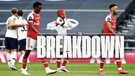 Breakdown - Tottenham (a)