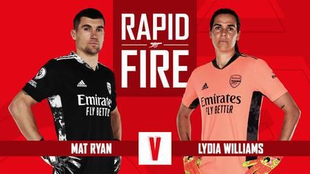 Rapid Fire ft Ryan and Williams