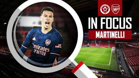 In Focus: Gabriel Martinelli